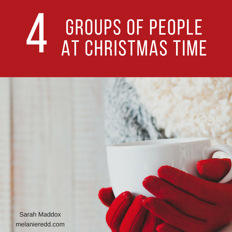 e live in a day when, like the innkeeper in Bethlehem, many people in our world do not make room for Jesus at Christmas. There are four groups of people living around us today. Find out about these groups and how you can reach out to them this Christmas.