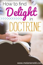 How to Find DELIGHT in Doctrine