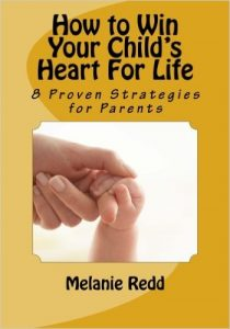 To give you support and direction in your parenting and grandparenting, you may enjoy this book: How to Win Your Child's Heart for Life. (Kindle Edition)