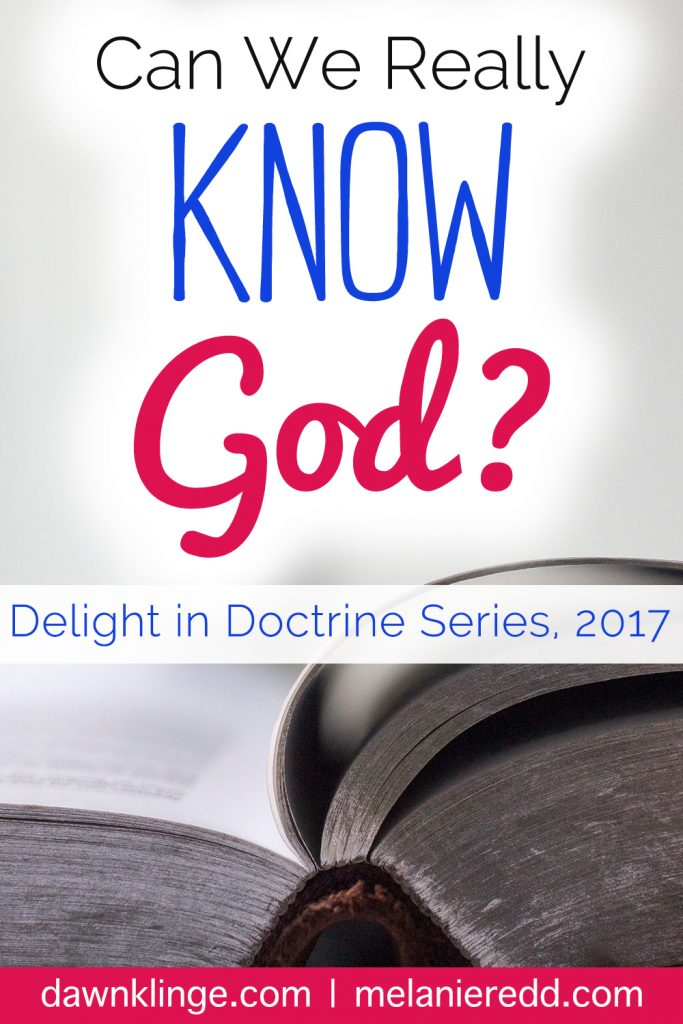 Can we REALLY know God? Is it possible to have a personal relationship with Him? If so, how can we know Him? This article will address and answer all of these questions. Why not stop by for the discussion?